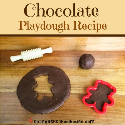 Irresistible Chocolate Playdough Recipe
