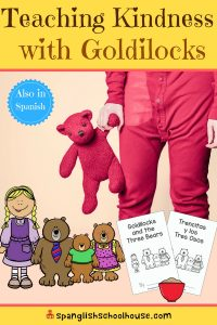 Teaching Kindness with Goldilocks