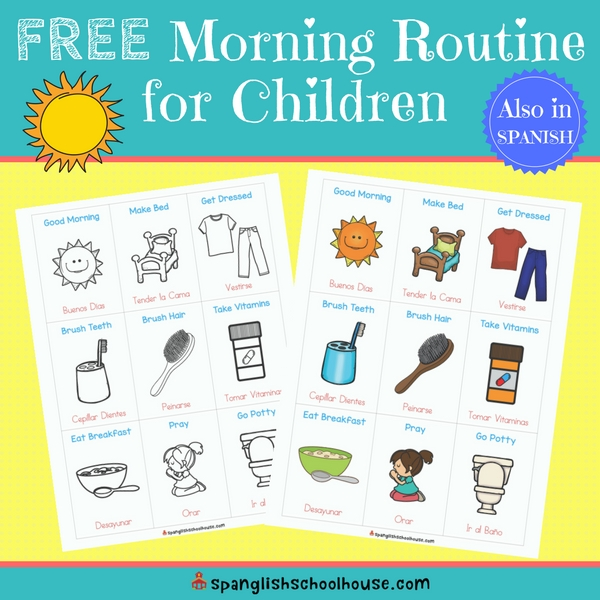How to Set Up a Simple Morning Routine for Children
