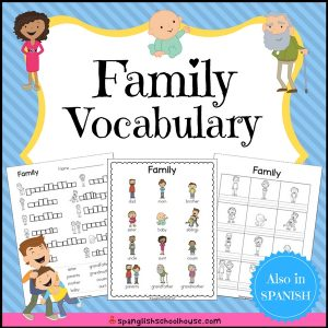 Family Vocabulary